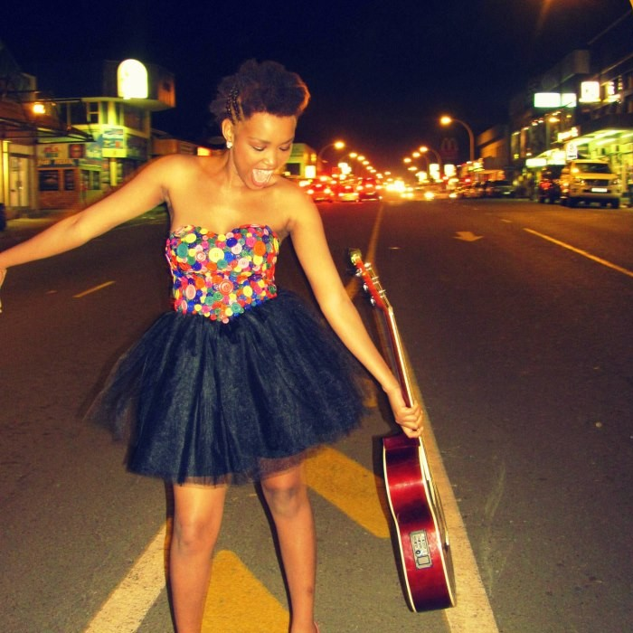 NEWS: Afro-soul music sensation Berita supports POSITIVELY BEAUTIFUL