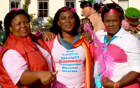 PB 9 Pride ladies